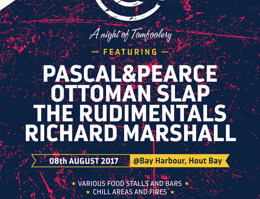 Pascal & Pearce, The Rudimentals & More LIVE!