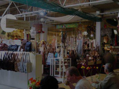 Bay Harbour Market traders 1