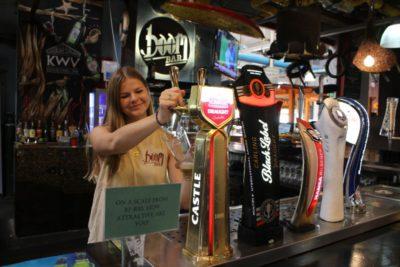 Boom Bar Hout Bay Harbour Market Bars